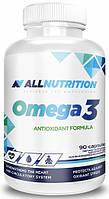 Омега AllNutrition - Omega 3 1000 мг (90 капсул)
