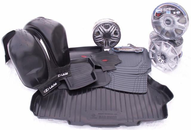 Аксессуары и защита кузова автомобиля
