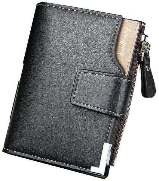 Мужской кошелек Baellery Mini, 2 цвета, Качественная реплика