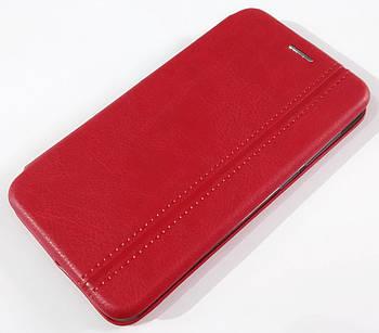 Чехол книжка Momax New для Meizu C9 / C9 Pro Красный