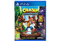 Игра Crash Bandicoot N'sane Trilogy PS4