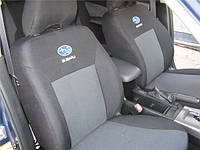 Чехлы на сидения Subaru Forester с 2008-2012 г.в.