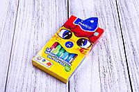"Крейда ""Marco"" масляна основа №1100OP/12, 12 кольорів/упаковка, крейда дитячі пастель, фото 1"