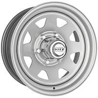 Литые диски Dotz Dakar R16 W7 PCD6x139.7 ET30 DIA67.1 (silver)