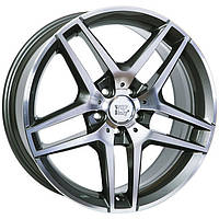 Литые диски WSP Italy Mercedes (W771) Enea R19 W8.5 PCD5x112 ET35.5 DIA66.6 (anthracite polished)