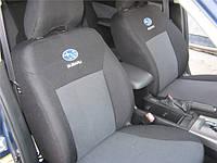 Чехлы на сидения Subaru Outback c 2003-2009 г.в.