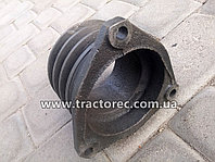 Шкив приводной 3-ручейный самый большой 135 мм для мотоблока от 9 до 15 л.с., фото 1