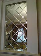 Обработка стекла (фацет)