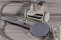 Кран - бойлер (Проточный водонагреватель Delimano  с экраном / кран мгновенного нагрева воды / подкл. сзади), фото 2