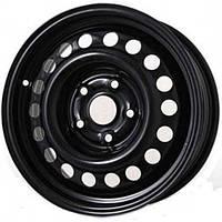 Стальные диски Steel Kapitan R15 W6 PCD4x114.3 ET45 DIA57.1 (black)