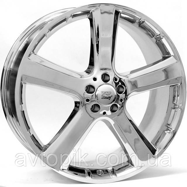 Литые диски WSP Italy Mercedes (W751) Copacabana R20 W8.5 PCD5x112 ET35 DIA66.6 (chrome)