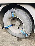 Цепи браслеты для грузовых авто БУЦ усиленные, фото 2
