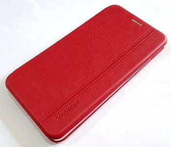 Чехол книжка Momax New для Nokia 2.1 Красный