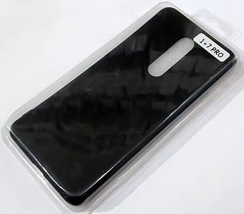 Чехол для OnePlus 7 Pro силиконовый Jelly Case матовый