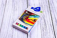 """Мелки """"Marco"""" масляная основа №4800OP/12, 12 цветов/упаковка, мелки детские пастель"""
