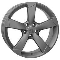 Литі диски WSP Italy Audi (W567) Giasone R17 W8 PCD5x112 ET39 DIA66.6 (matt gun metal)