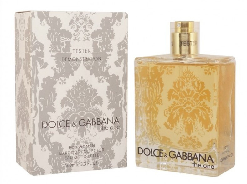 Tester жіночий DOLCE & GABBANA The One Baroque Collector EDT 100 мл