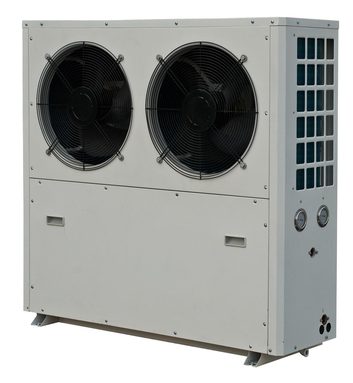Тепловой насос воздух-вода TEPLOMIR EVI12
