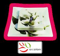 Набор квадратных тарелок  для суши ArcoFam 646