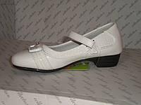 Туфли белые для девочки 25,27,28 раз, фото 1