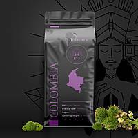 Кофе Fineberry Colombia в зернах 1000 г