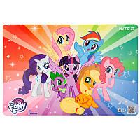 Подложка настольная Kite LP19-207 42,5*29 см My little pony