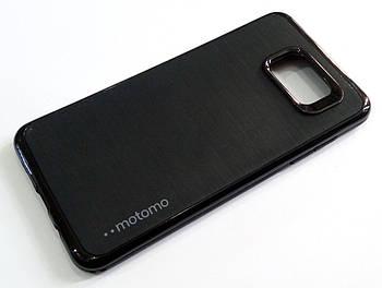 Чехол противоударный Motomo для Samsung Galaxy A5 A510 (2016) черный