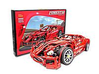"Конструктор Decool 3333 (аналог Lego Technic 8145) ""Ferrari 599 GTB Fiorano"" 1322 дет"