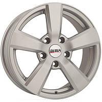 Литые диски Disla Formula R15 W6.5 PCD5x112 ET35 DIA66.6 (silver)