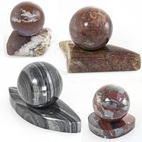 Шары из натурального камня