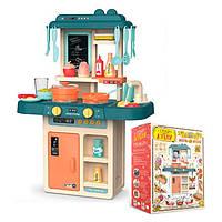 Детский  игровой набор Кухня Fun Game 42 предмета, свет, звук, вода и пар