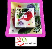 Набор квадратных тарелок  для суши ArcoFam 1538