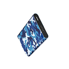 Портативное зарядное устройство HOCO J9 Camouflage 10000 mah SLIM , Power Bank 10000 mah ОРИГИНАЛ, фото 2