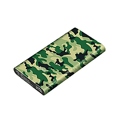 Портативное зарядное устройство HOCO J9 Camouflage 10000 mah SLIM , Power Bank 10000 mah ОРИГИНАЛ, фото 3