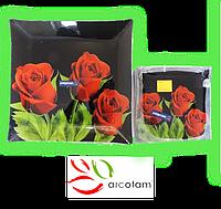 Набор квадратных тарелок  для суши ArcoFam 522