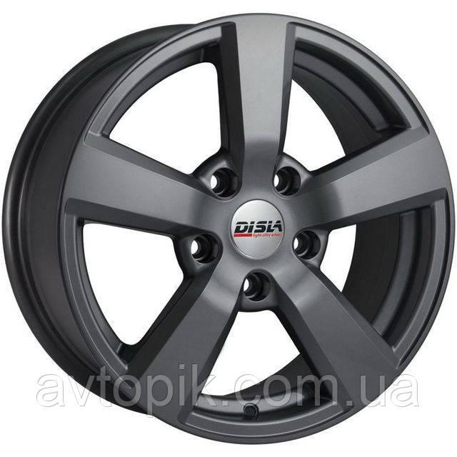 Литые диски Disla Formula R15 W6.5 PCD5x108 ET35 DIA67.1 (GM)