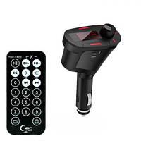 ФМ FM трансмиттер модулятор авто MP3 FM-06 Red, фото 1