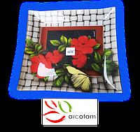 Набор квадратных тарелок  для суши ArcoFam 652