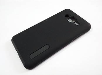 Чехол противоударный Dual Pro для Samsung Galaxy Grand Prime G530 поликарбонат черный