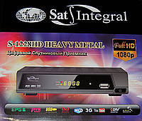 Акция Спутниковый ресивер sat-integral 1228 и т2 приставка  sat-integral 5052