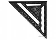 Кутник теслярський алюмінієвий YATO 300 мм