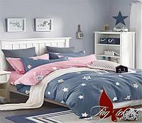 ✅  Полуторный комплект постельного белья (Ранфорс) TAG R4131
