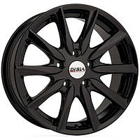Литые диски Disla Raptor R15 W6.5 PCD5x112 ET35 DIA57.1 (black)
