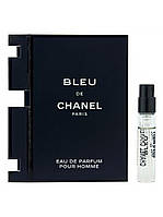 Bleu de Chanel - Парфюмированная вода 1,5ml (пробник) (Оригинал)