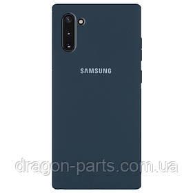 Чехол Silicone Case Full Protective для Samsung Galaxy Note 10