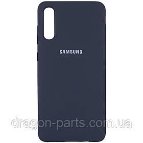 Чехол Silicone Case Full Protective для Samsung Galaxy A70 (A705F)