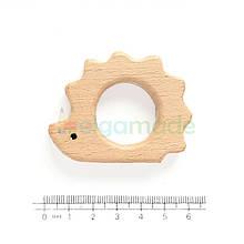 Грызунок-основа из дерева ЕЖИК, 5.6х4.6 см