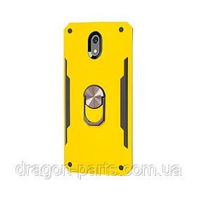 Ударостійкий чохол SG Ring Color магнітний тримач для Xiaomi Redmi 8a