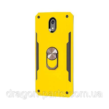 Ударопрочный чехол SG Ring Color магнитный держатель для Xiaomi Redmi 8a, фото 2