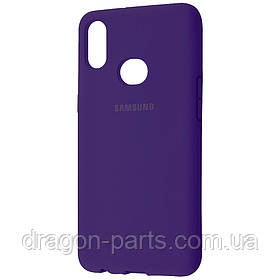 Чехол Silicone Case Full Protective для Samsung Galaxy A10s